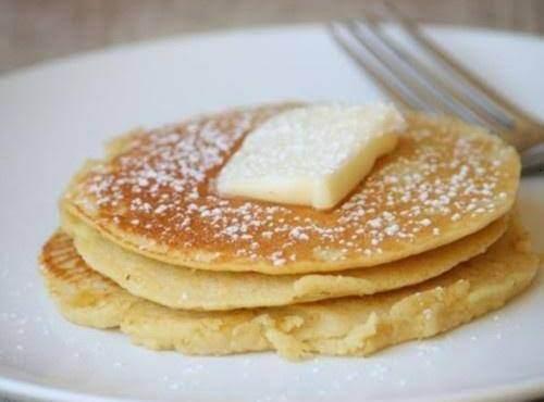 Skinny Pancakes Recipe