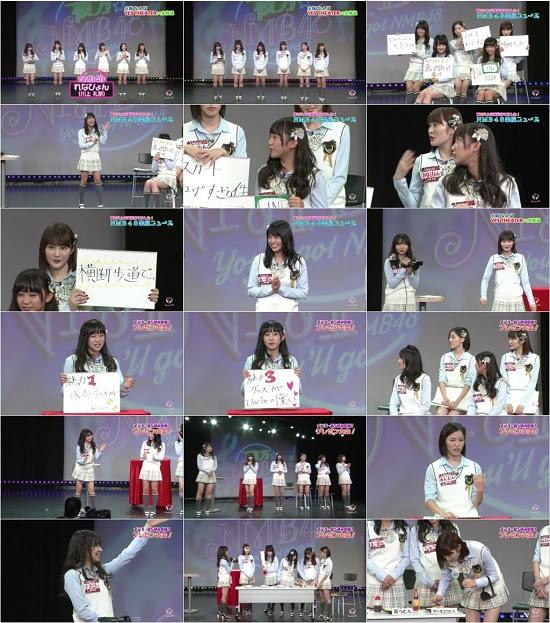 (TV-Variety)(720p) 夜方NMB48 ep01 160929
