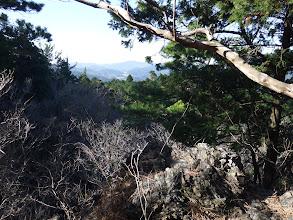岩場からの展望3