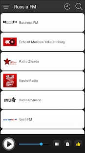 Russia Radio Online - Russia FM AM Internet - náhled