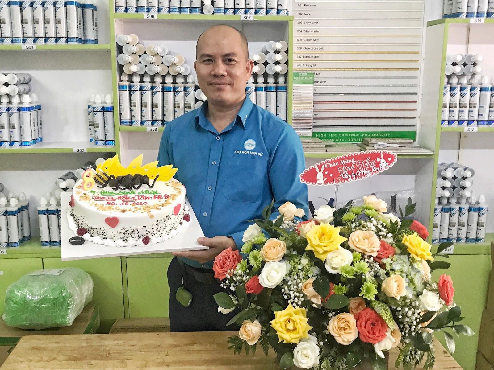 CEO Trần Văn Hưng