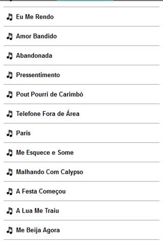 BANDA A LUA ME GRATUITO TRAIU DOWNLOAD CALYPSO MUSICA