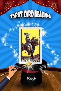 Tarot Card Readings - náhled