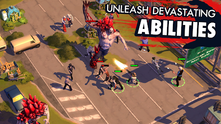 Zombie Anarchy: Survival Strategy Game APK screenshot thumbnail 4