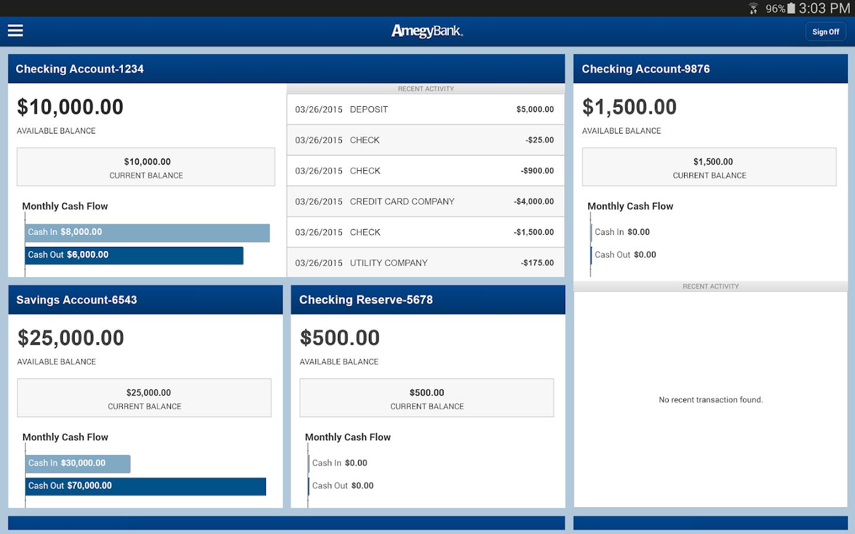 Amegybank Personal Banking