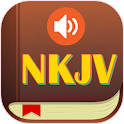 NKJV bibbia audio icon