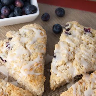 Blueberry Bread Cake Flour Recipes