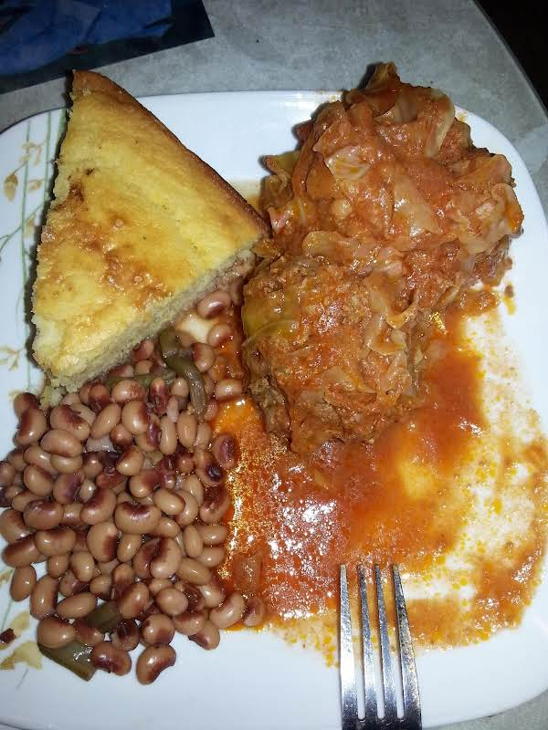 Nanny's Unwrapped Cabbage rolls_image