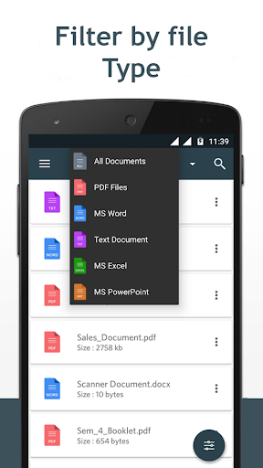 Document Manager  screenshots 4
