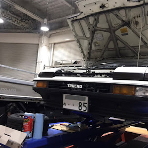 スプリンタートレノ AE85 のカスタム事例画像 tatsuさんの2019年11月11日12:06の投稿