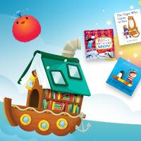 HarperCollins Books - Blog Promo 200 x 200 V2