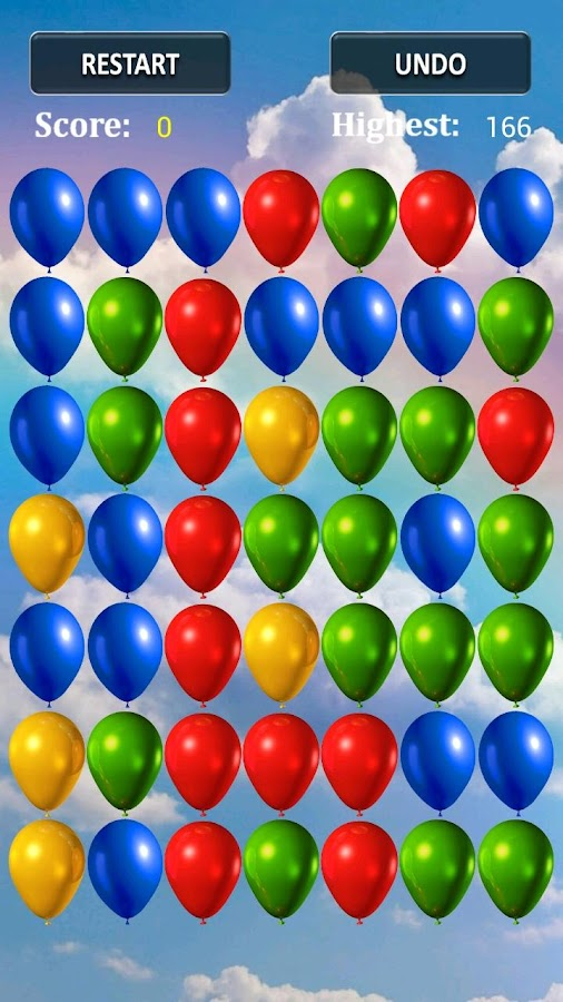 Balloon Pop Smasher- screenshot