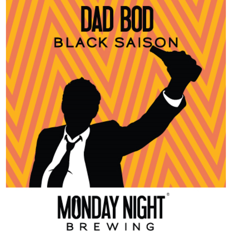 Logo of Monday Night Dad Bod