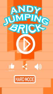 Download Andy Jumping Brick For PC Windows and Mac apk screenshot 1