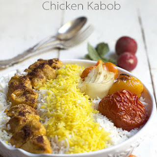 Boneless Chicken Breast Kabob (Joojeh Kabob).