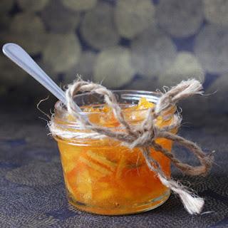 Rangpur Lime Marmalade.