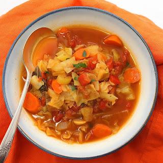 Detox Diet Soup.