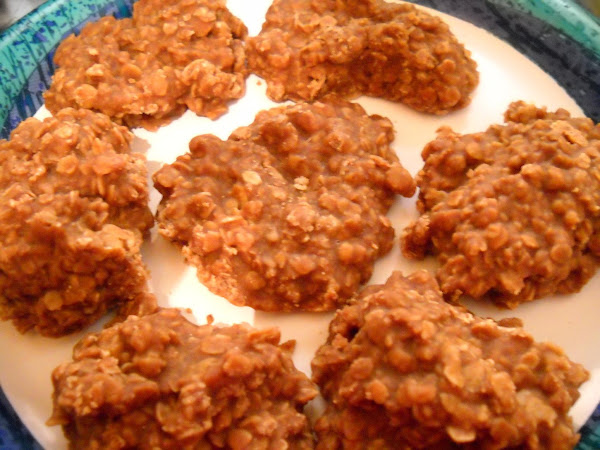 Mom's No-bake Cookies Recipe