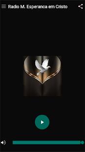 Download Rádio Ministério Esperança em Cristo For PC Windows and Mac apk screenshot 1