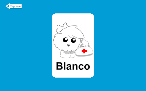 Meet the Colors Flashcards (Spanish) image | 22