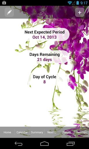 iPeriod Period Tracker Free