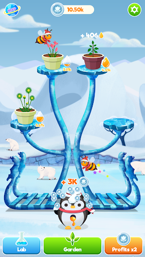 Honeybee Garden - Honey & Bee Tycoon - screenshot