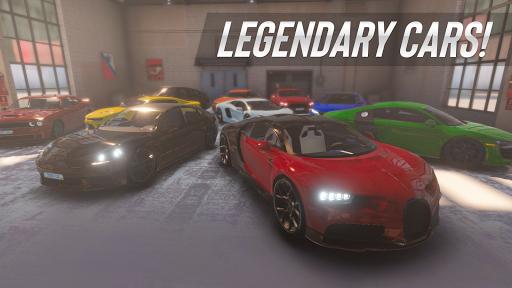 Real Car Parking screenshot 9