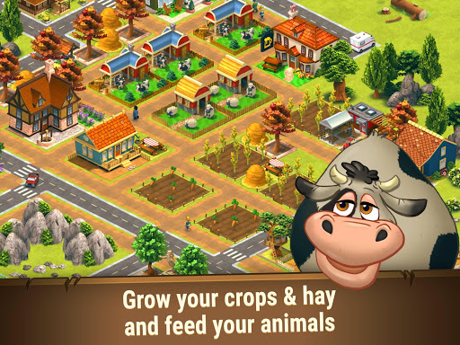 Farm Dream: Village Harvest - Town Paradise Sim 1.3.0 screenshots 7