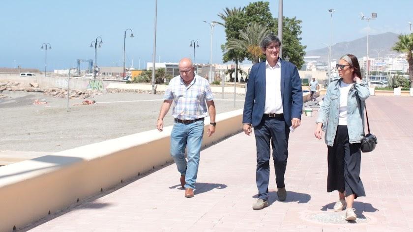 Apuesta por más servicios, limpieza y accesibilidad en el plan de playas