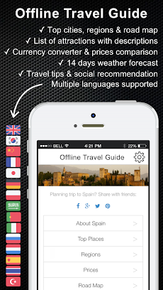 イスラエル旅行ガイドオフラインのおすすめ画像1