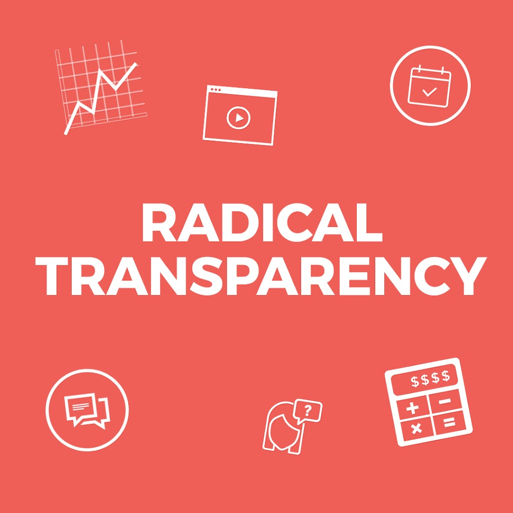 radical transparency podcast