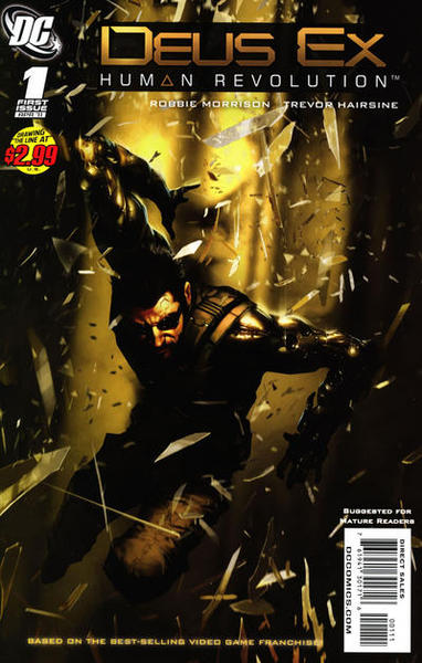 Deus Ex - Human Revolution (2011)