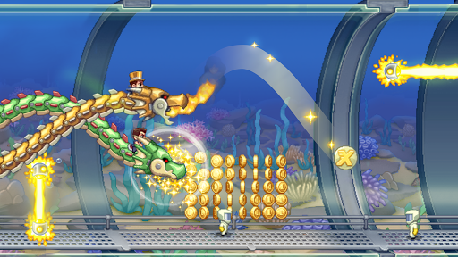 Jetpack Joyride 1.30.4 Screenshots 1