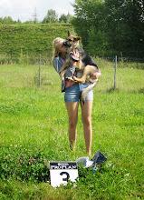 Photo: Koer on nii kalli, et kantakse lausa kätel :)