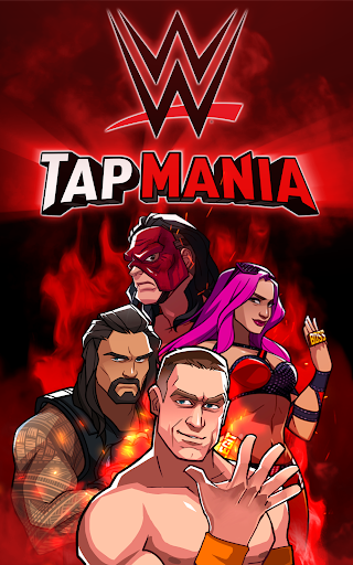 WWE Tap Mania