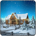 Winter 3D, True Weather icon