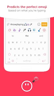 Swiftmoji - Emoji Keyboard Screenshot