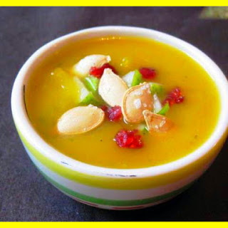Ginger Pear Pumpkin Soup