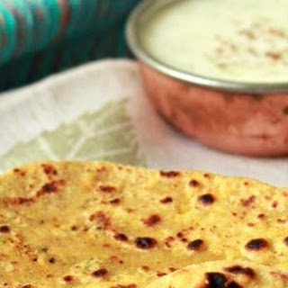 Mooli Parathas/ Radish Flat Breads