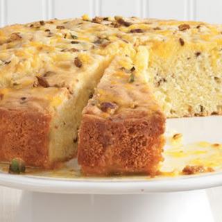 Orange Pistachio Olive Oil Cake Recipe