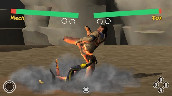 Deadly Street Fight 3D- screenshot thumbnail