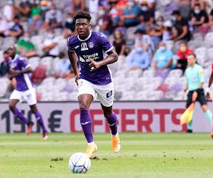 Aaron Leya Iseka en passe de faire son retour en Ligue 1