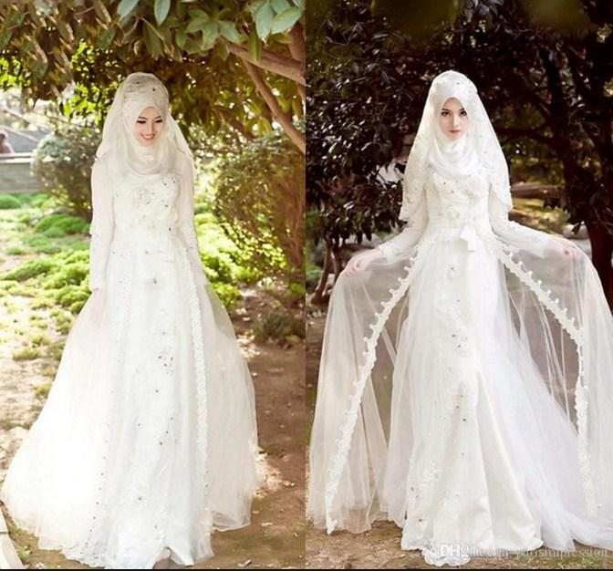 Hijab Wedding Dress Screenshot
