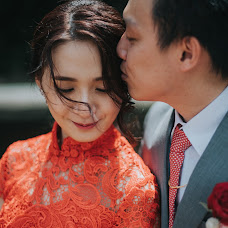 Wedding photographer Nick Tan (sevenplusimage). Photo of 08.08.2019