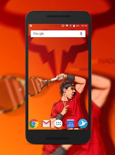 Rafael Nadal Wallpaper HD  screenshots 3