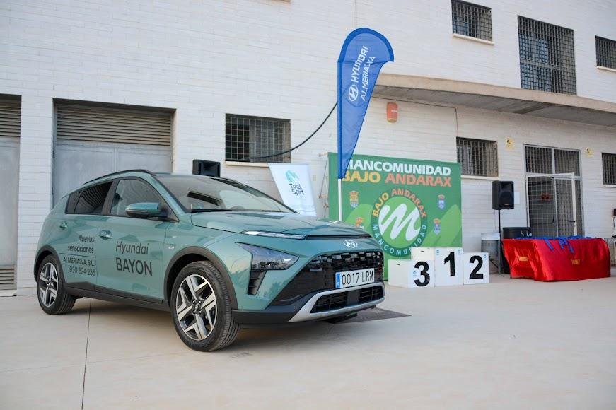Hyundai Almerialva patrocina el Circuito Provincial.