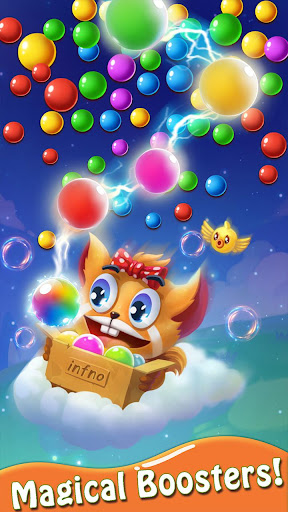 Bubble Shooter : Bear Pop! - Bubble pop games apktram screenshots 4