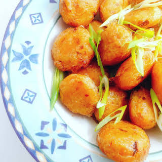 Beef Meat Fritters Recipes.