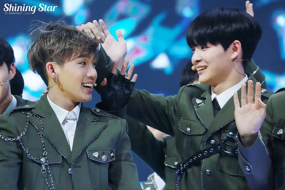 hyunsuk and jihoon