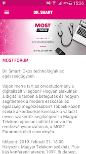 Download MOST Fórum For PC Windows and Mac apk screenshot 1